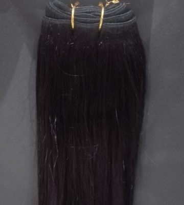 Extensiones de cabello: CORTINA COSIDA- Largura 45 cm. Peso por paquete 90 gramos.