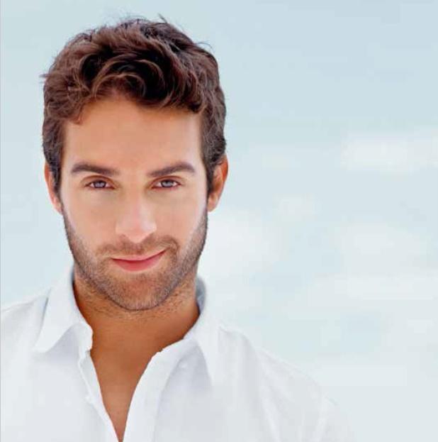 0b88d99d8 Peluca de hombre - Modelo Justin • Extensiones de pelo natural, 100 ...