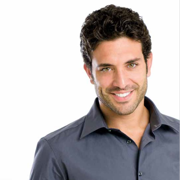 ac8ed92d8 Peluca de hombre - Modelo Tom Sport • Extensiones de pelo natural ...